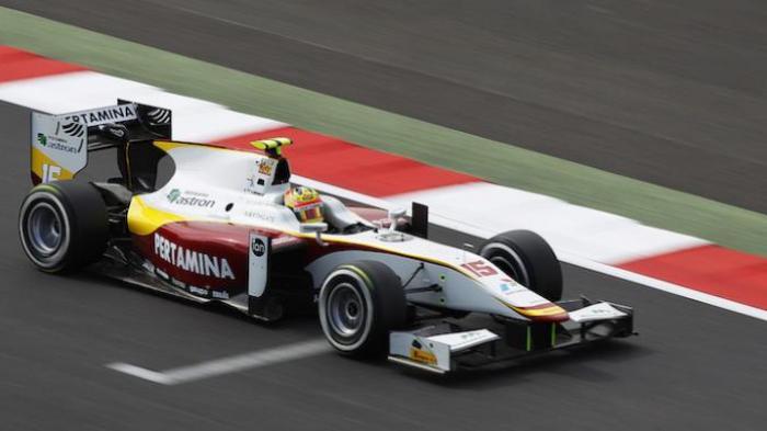 Rio Haryanto Diundang Tes Mobil Super Formula di Jepang