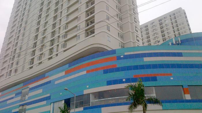 Apartemen CTS di Centro Cinere Diklam Sesuai Perda RTRW Depok