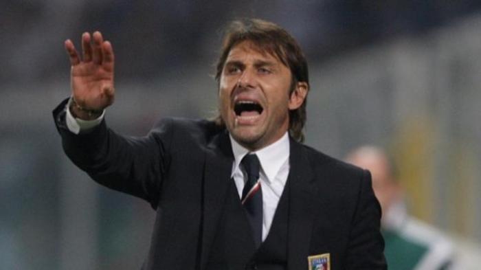 Merasa Terganggu Antonio Conte Marah ke Media