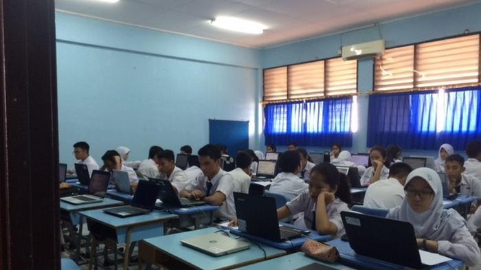 Orangtua Siswa SMAN 10 Kota Bekasi Keberatan Diminta Sumbangan Rp 350 Ribu untuk UNBK