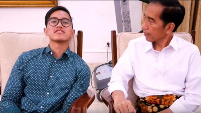 Hah, Kaesang Tunjukkan Foto Ini dan Bilang Lebih Tinggi Dari Presiden Jokowi