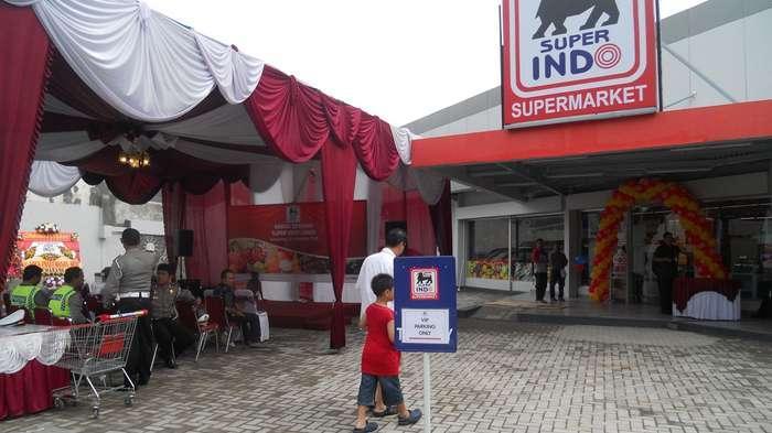 Super Indo Tawarkan Waralaba Supermarket Bernama Lion Express