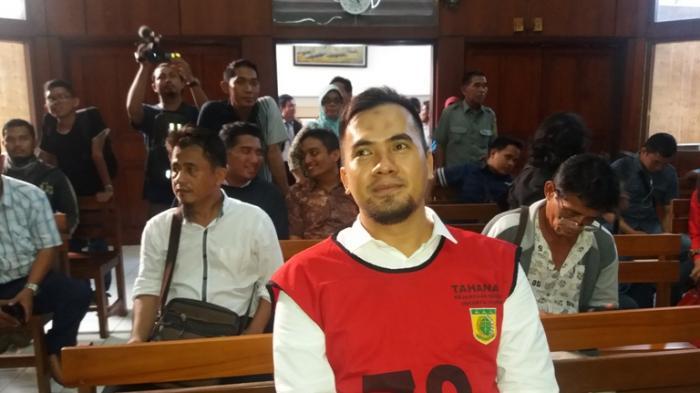 Saipul Jamil Manfaatkan Pledoi demi Cepat Keluar dari Penjara