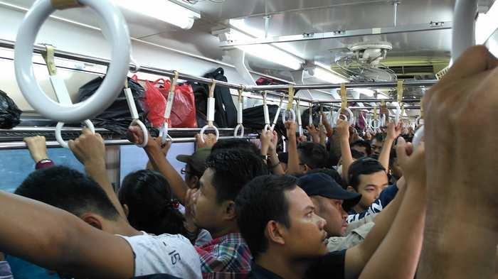 Commuter Line Jual Tiket Terusan Pulang Pergi Mulai Hari Ini