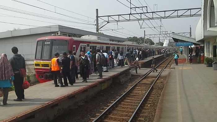 Pemkot Bekasi Usul ke Kementerian PUPR untuk Bangun Stasiun Baru