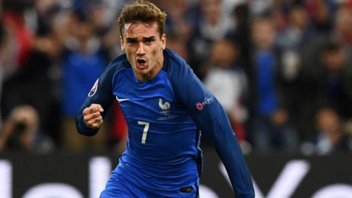 Hasil Sementara Perancis vs Kroasia Imbang 1-1