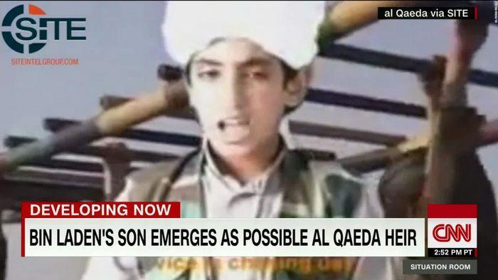 BREAKING NEWS: Hamza bin Laden Akan Balas Dendam Kematian Ayahnya