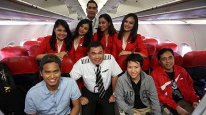 Tontowi Ahmad/Liliyana Natsir Gratis Naik Pesawat Seumur Hidup