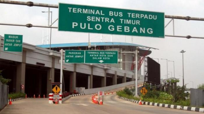 Terminal Pulogebang Batal Diambil Alih Kemenhub