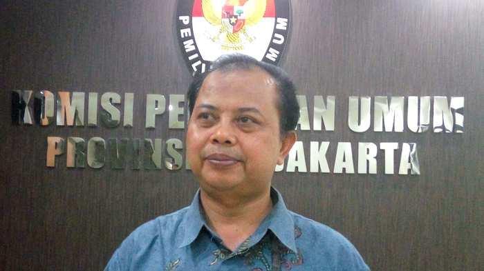 Mau Jadi Anggota DPD, Ketua KPU DKI Jakarta Sumarno Mengundurkan Diri