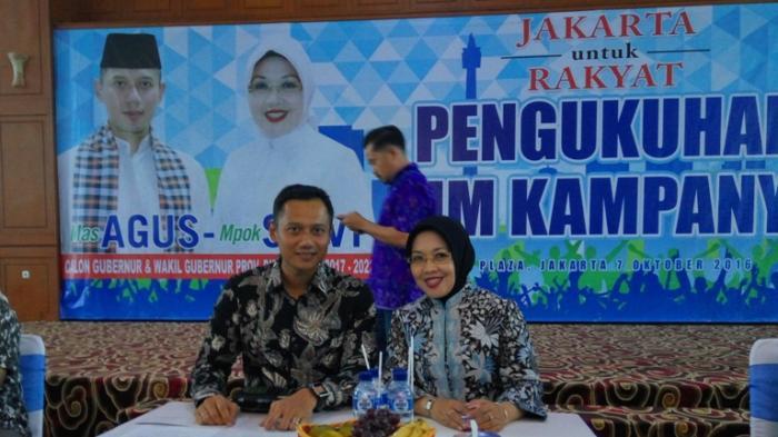 Kudeta AHY Sedang Ramai, Mantan Pasangan AHY di Pilgub DKI Malah Ditipu Komplotan Napi dari LAPAS