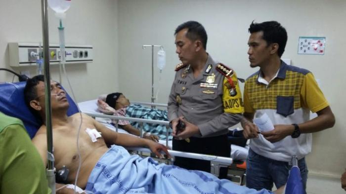 Kapolsek Tangerang Ditikam Simpatisan ISIS Sudah Bisa Bicara