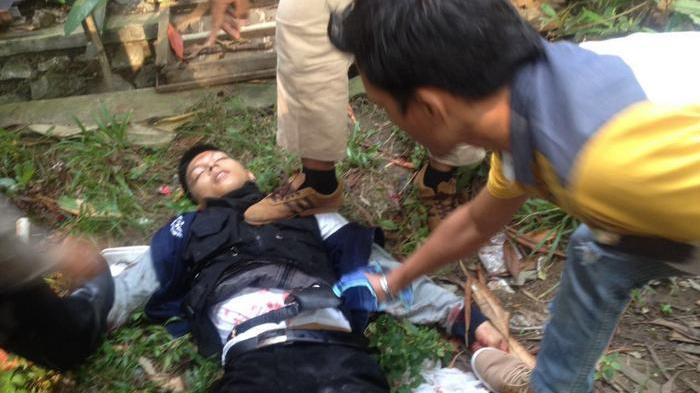 BREAKING NEWS: Bom Pipa Ditemukan dalam Olah TKP oleh Tim Gegana