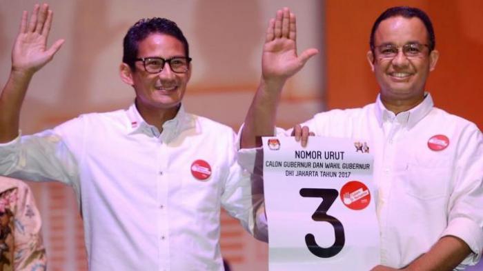 Anies Baswedan Tumbang Usai Berjoget, Sandiaga Uno Lebih Dahulu Masuk Klinik