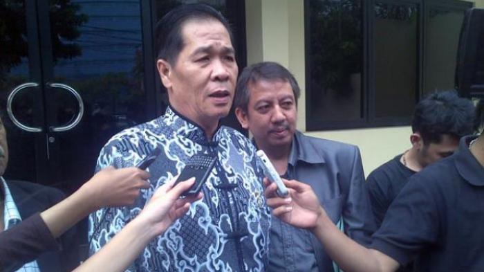 Terungkap Faktor yang Mengakibatkan Anton Medan Histeris Saat Menghadiri Sidang Trio Bau Ikan Asin