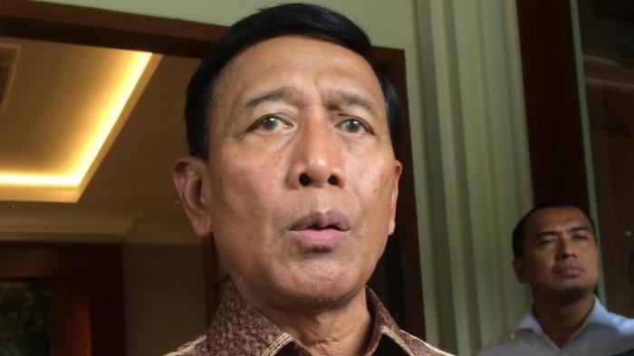 Diserang Wanita Bercadar dan Pria Berjanggut, Potret Keluarga Wiranto Sangat Religius