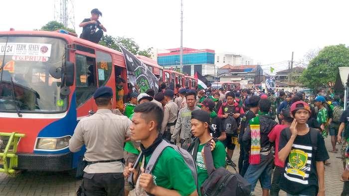 Persija Jakarta Akan Sambut Kedatangan Bonek di Laga Pekan Kedua Liga 1 Lawan Persebaya Surabaya