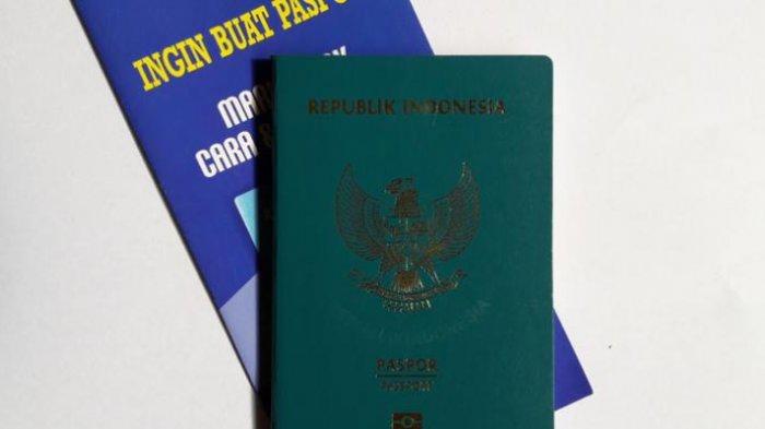 Berikut Ini 5 Kebijakan Pembatasan Pelayanan Paspor di Masa Pandemi Covid-19