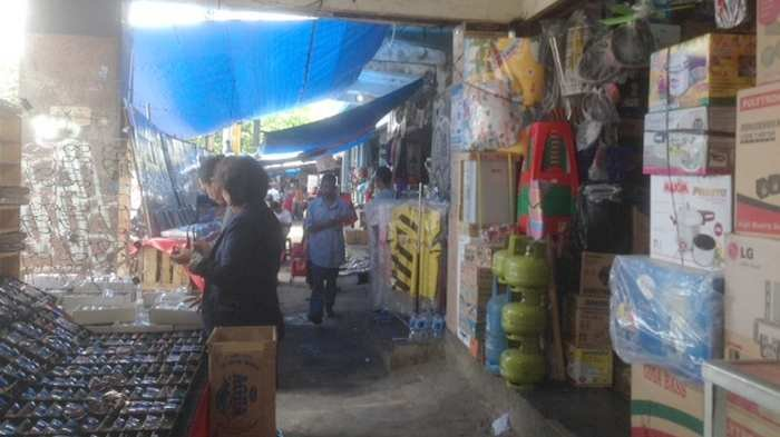 Pedagang Kaki Lima Balimester Akan Ditata
