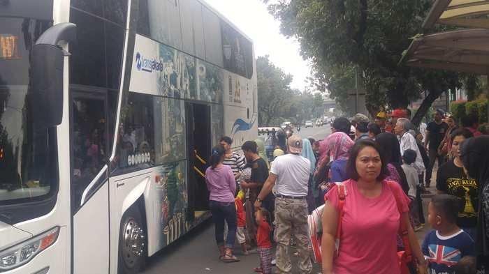 Penumpang Ngga Boleh Masuk, Bus City Tour Disoraki