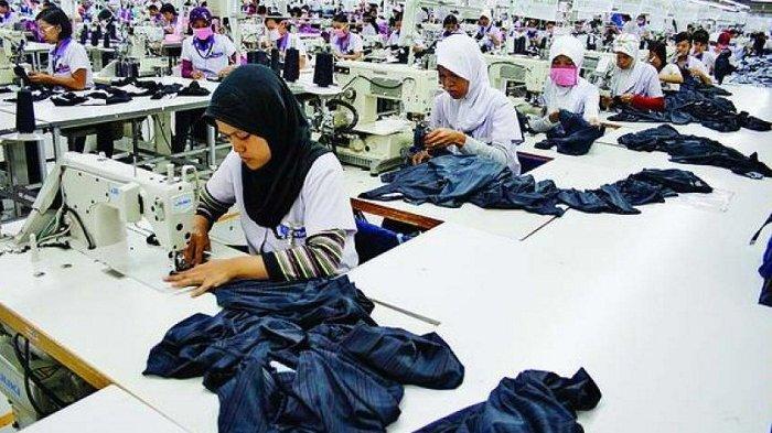 Dampak Kenaikan Upah, Perusahaan Garmen di Bekasi Nyaris Bangkrut