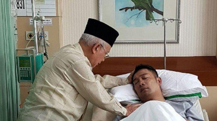 Wali Kota Bandung Terjangkit Demam Berdarah dan Bercanda Kalo Sakit Ternyata 100% Mirip Mas Parto