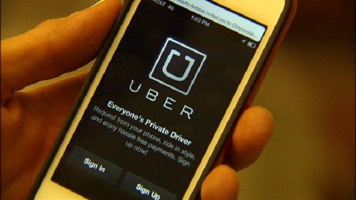 Gara-Gara Sopir Uber Kasarin Penumpang, ini Akibatnya