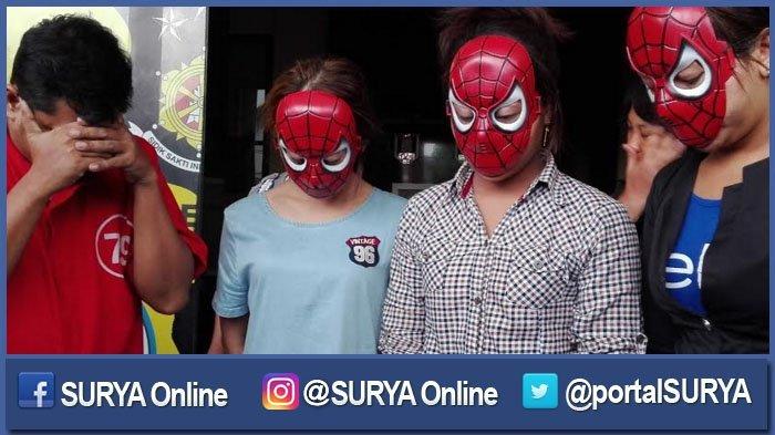 3 Wanita Kulit Putih Diajak Liburan, di Surabaya Ditawarkan Lewat FB, Tarifnya Rp 800.000