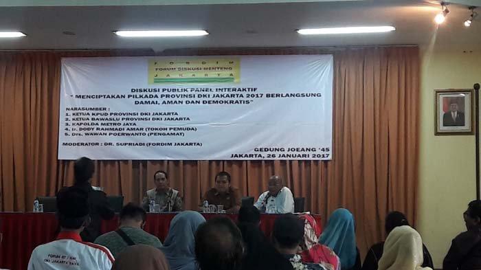 Partisipasi Pemilih Jakarta Pusat Menjadi Wilayah yang Terendah seDKI Jakarta