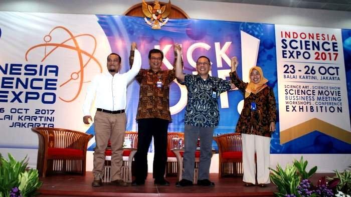 Yuk, Kunjungi Pameran Hasil Riset LIPI 50 Tahun di Indonesian Science Expo 2017
