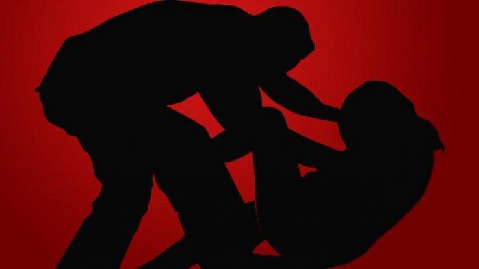 Ibu Muda Pasrah Dirudapaksa Orang Tidak Dikenal di Tengah Sawah, Pelaku Ancam Bakal Menembak Korban