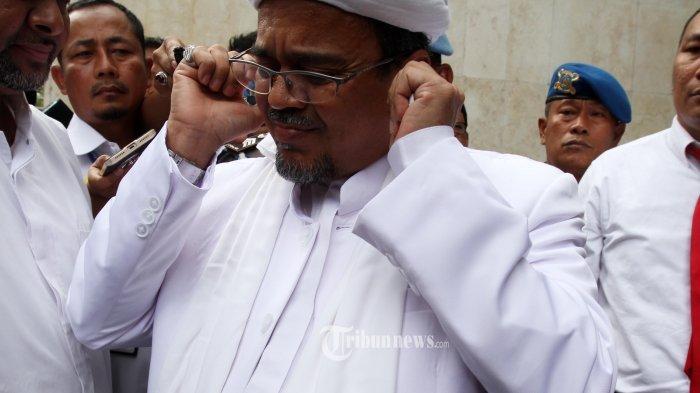 Ragu Mendarat Mulus di Indonesia, Politikus PKS Berharap Pemerintah Fasilitasi Rizieq Shihab Pulang