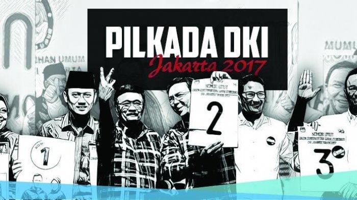 LSI Denny JA Sebut Pemilih Agus-Sylvi Akan Beralih ke Anies-Sandi