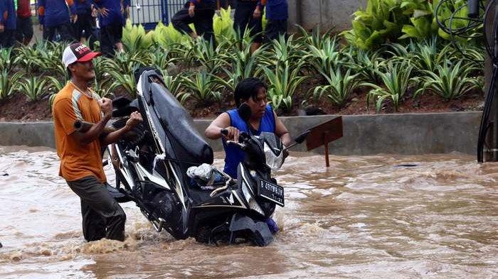Rawan Banjir dan Longsor, BPBD Kabupaten Bekasi Bakal Perbanyak Kampung Tangguh Bencana