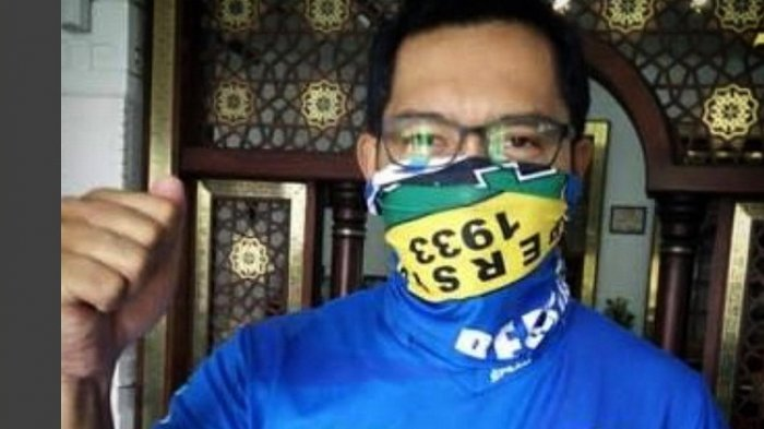 Gubernur Jabar Ridwan Kamil Protes Sanksi PSSI Terhadap Persib Bandung: Sangat Berlebihan!