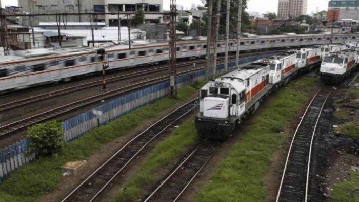 Antisipasi 313, Kereta Api Jarak Jauh Berlakukan Berhenti Luar Biasa