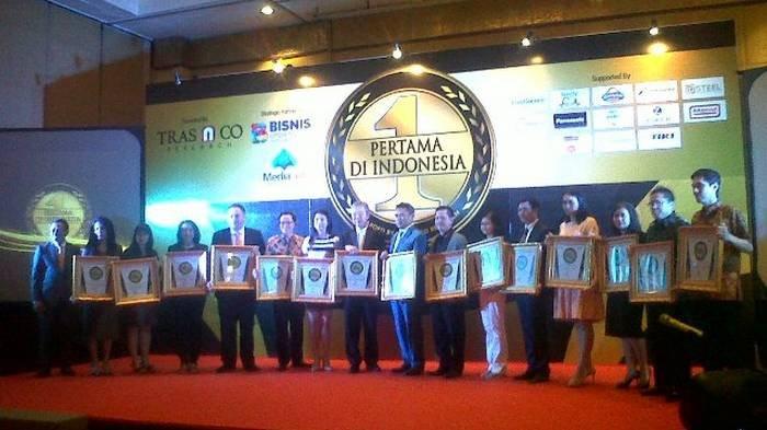 Inilah 17 Brand Peraih Predikat Pertama di Indonesia
