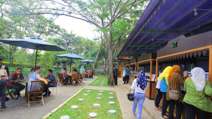 Taman Potret Menjelma Jadi Magnet Baru Kuliner di Tangerang