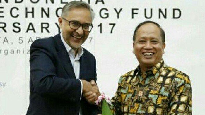 Indonesia-Inggris Sepakati Kerjasama Bidang Riset dan Penelitian