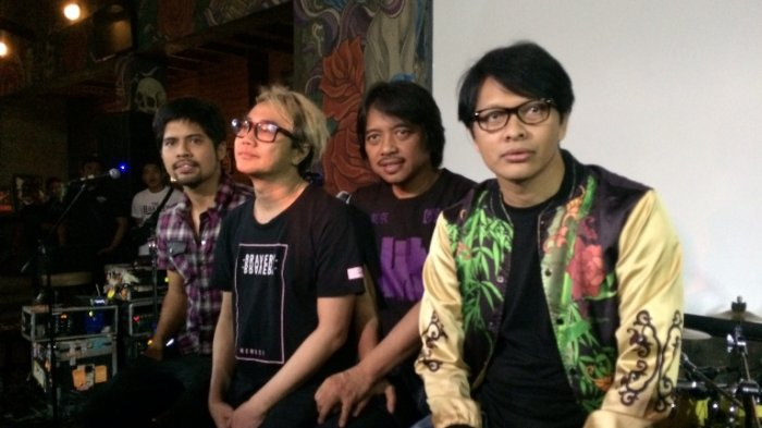 Band GIGI, Ari Lasso, Tulus hingga God Bless Menunda Konser Musik Menjelang Pelantikan Presiden