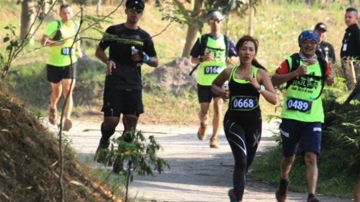 10.000 Orang Ikuti Lomba Lari Perebutkan Piala Kapolri
