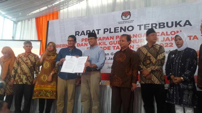 Ketua KPU DKI: Biasanya Kami Dilupakan Usai Pilkada, Diundang Pelantikan Saja Tidak