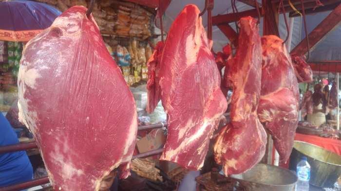 Jelang Lebaran, Dinas Ketahanan Pangan Kabupaten Bogor Jual Daging Sapi Murah