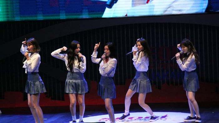 Konser Red Velvet Jadi Ajang Promosi untuk Gaet Wisatawan
