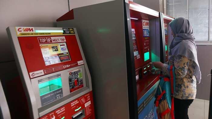 Ini Alasan PT KCJ Tambah Vending Machine