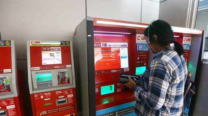 BERITA FOTO: PT KCJ Tambah Vending Machine