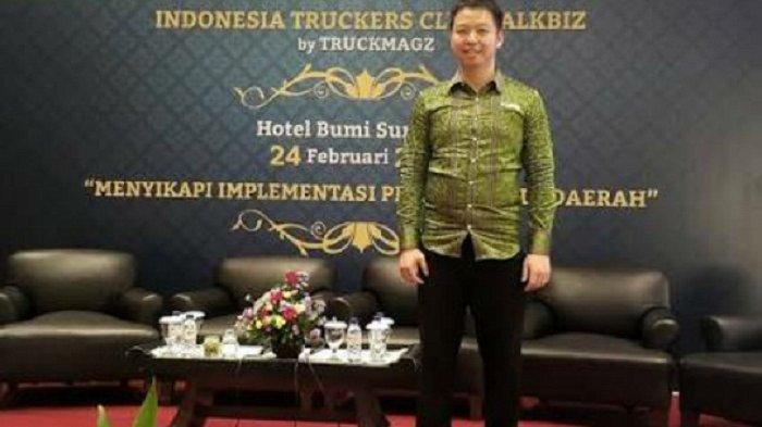 Wakil Ketua Umum DPP Aptrindo Bidang Distribusi dan Logistic, Kyatmaja Lookman