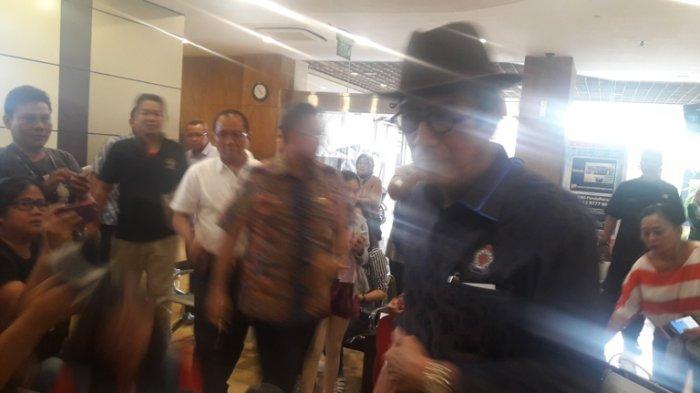 Yogi Dianjurkan Dibawa ke Singapura untuk Perawatan