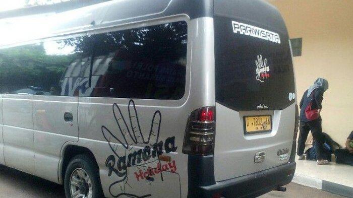 Jenasah Teroris Dijemput Pakai Minibus yang Disewa Polri