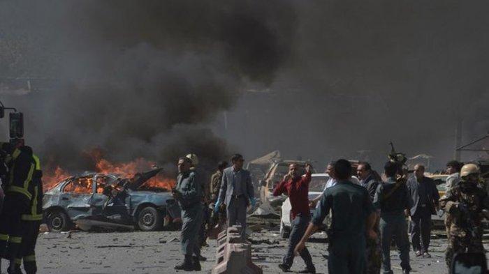 BREAKING NEWS: Universitas Kabul Diserbu Kelompok Garis Keras ISIS, 22 Orang Mahasiswa Tewas